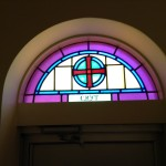 Narthex, South Side Door